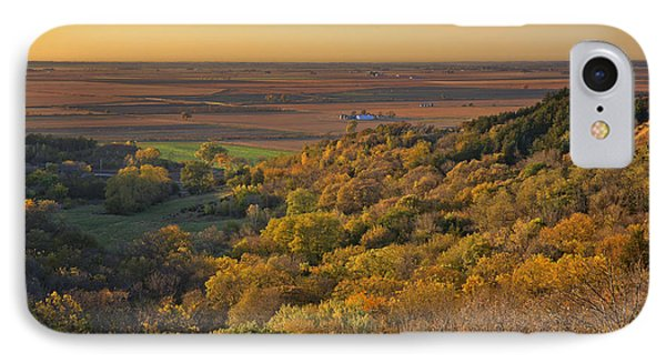 Autumn View At Waubonsie State Park IPhone Case