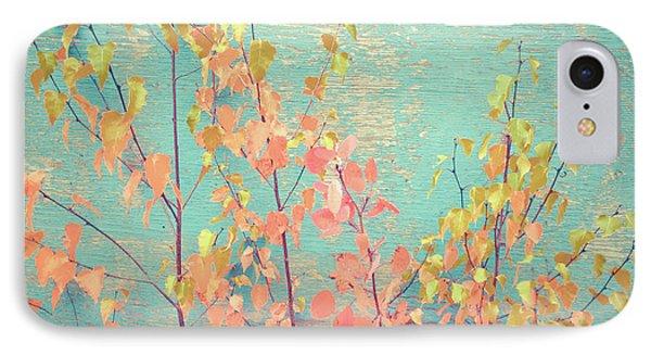 IPhone Case featuring the photograph Autumn Wall by Ari Salmela