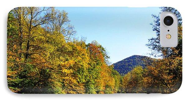 Autumn Williams River Phone Case by Thomas R Fletcher