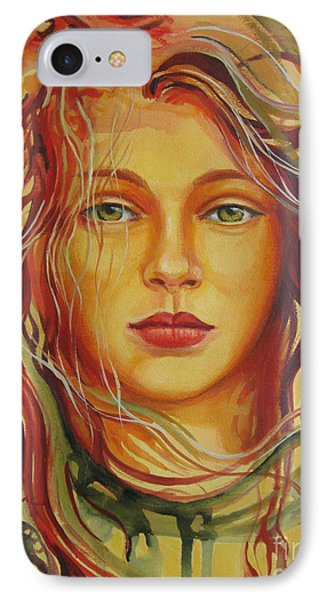 Autumn Wind 2 IPhone Case by Elena Oleniuc