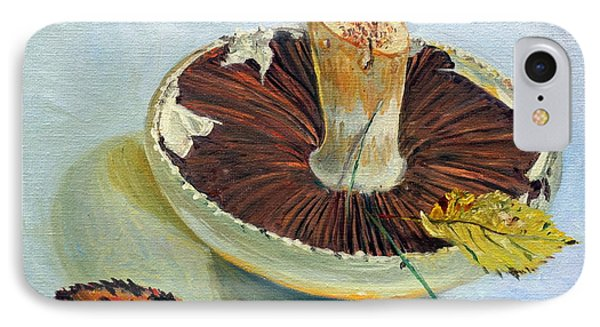 Autumnal Still Life, IPhone Case by Tilly Willis