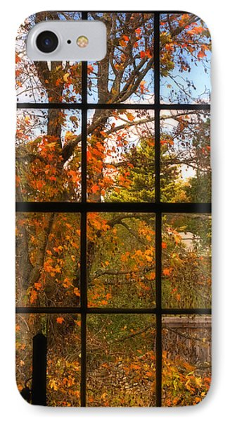 Autumn's Palette IPhone Case by Joann Vitali