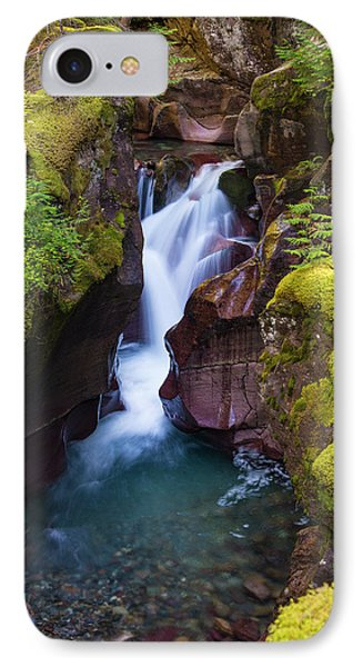 IPhone Case featuring the photograph Avalanche Gorge 4 by Gary Lengyel