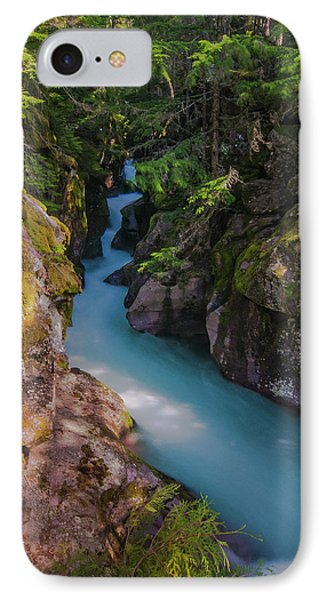 IPhone Case featuring the photograph Avalanche Gorge 5 by Gary Lengyel