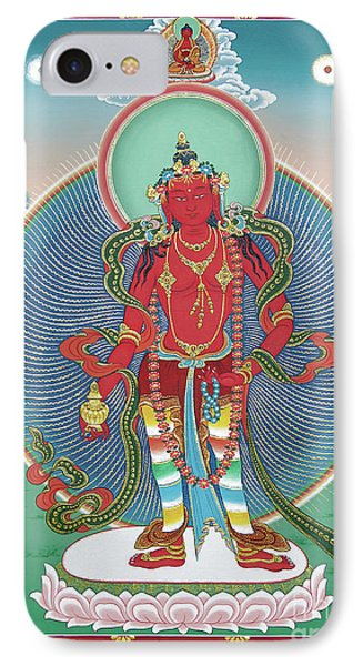 Avalokiteshvara Korwa Tongtrug Phone Case by Sergey Noskov