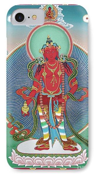 Avalokiteshvara Korwa Tongtrug IPhone Case by Sergey Noskov