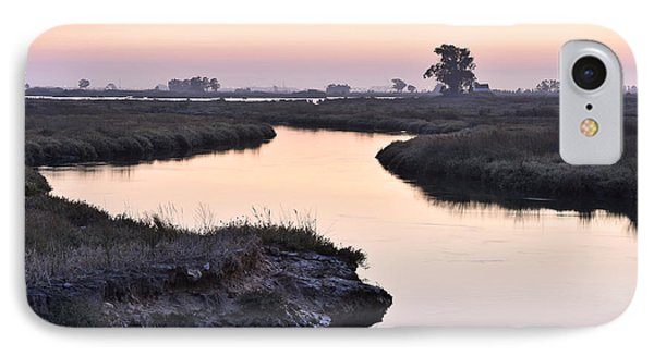 Aveiro Wetlands IPhone Case by Marek Stepan