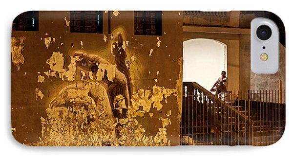 IPhone Case featuring the photograph Avenue De Los Presidentes Havana Cuba by Charles Harden