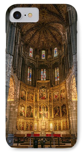 Avila Cathedral IPhone Case