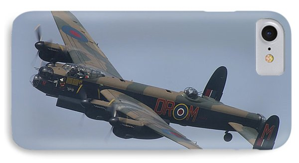 IPhone Case featuring the photograph Avro Lancaster B1 Pa474  by Tim Beach