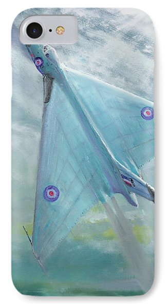 Avro Vulcan B1 Night Flight IPhone 7 Case by Vincent Alexander Booth