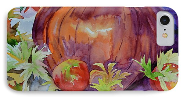 IPhone Case featuring the painting Awaiting by Beverley Harper Tinsley
