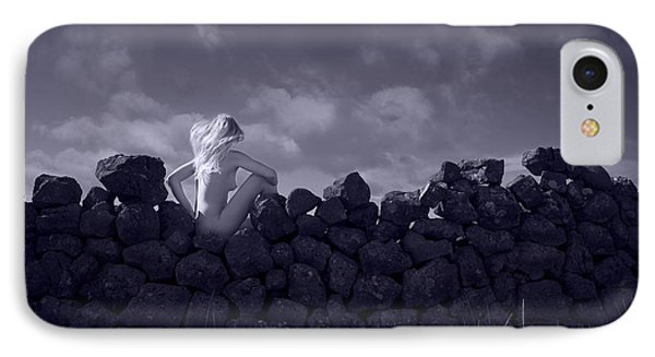 Awaiting IPhone Case by Sigthor Markusson
