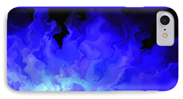 Awake My Soul - Abstract Art IPhone Case by Jaison Cianelli