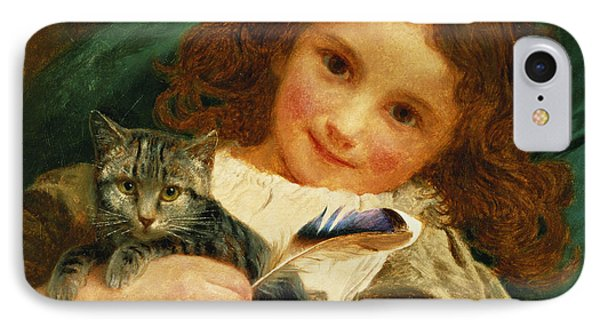 Awake IPhone Case by Sophie Anderson