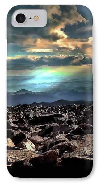 IPhone Case featuring the photograph Awareness ... by Jim Hill