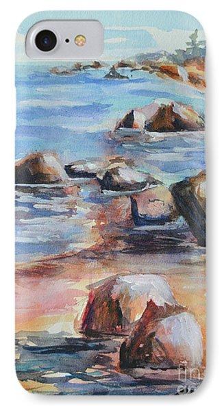 Awenda Shore Phone Case by Heather Kertzer