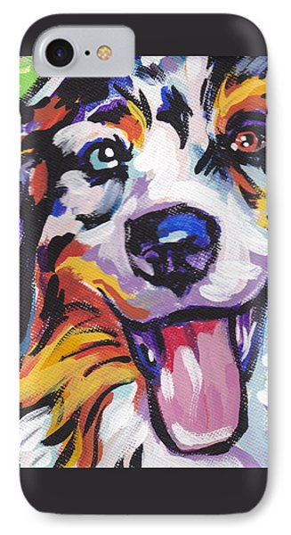 Awesome Aussie Phone Case by Lea S