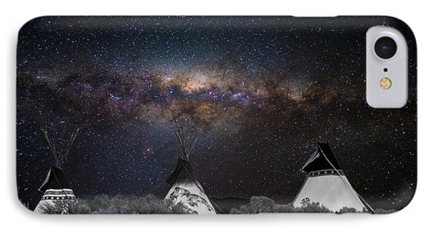 Awesome Skies IPhone Case by Carolyn Dalessandro