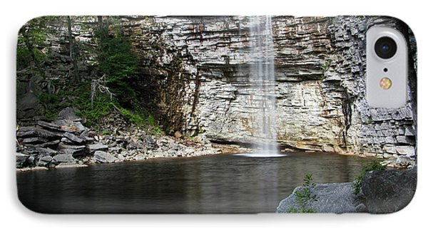 Awosting Falls In July II Phone Case by Jeff Severson