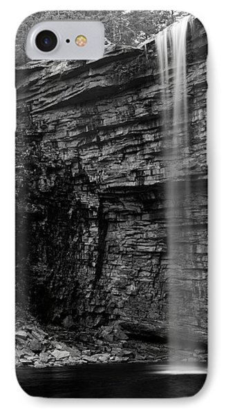 Awosting Falls In Spring #4 IPhone Case by Jeff Severson