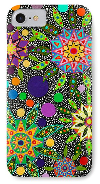 Ayahuasca Vision May 2015 IPhone Case