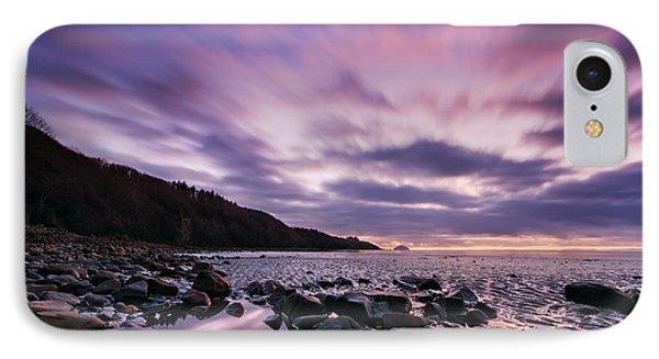 Ayrshire Sunset - Scotland IPhone Case