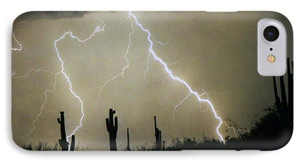 Az Desert Storm Phone Case by James BO  Insogna