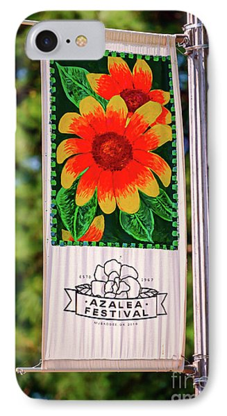 Azalea Festival IPhone Case by Tamyra Ayles