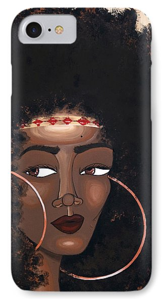 Azima IPhone Case by Aliya Michelle