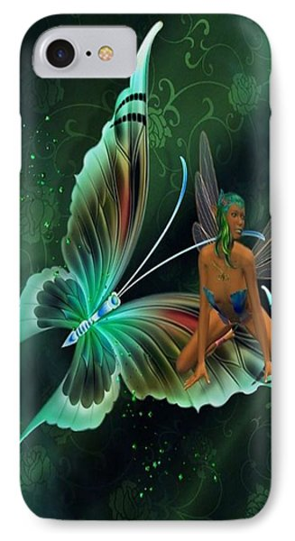 Azura IPhone Case by G Berry