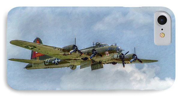 B-17 Flying Fortress Bomber  Phone Case by Randy Steele