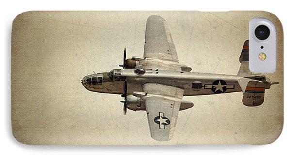 B-25j    Miss Mitchell Phone Case by Al  Mueller