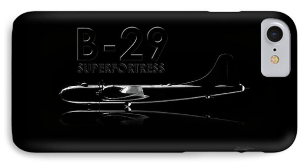 B-29 Superfortress IPhone Case by David Collins