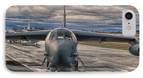 B-52 IPhone Case by Jim  Hatch
