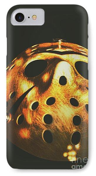 Hockey iPhone 7 Case - B Grade Madness by Jorgo Photography - Wall Art Gallery