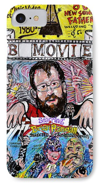 B Movie IPhone Case