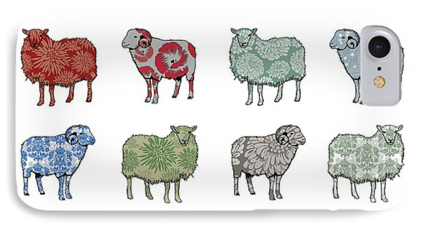 Baa Humbug IPhone Case by Sarah Hough