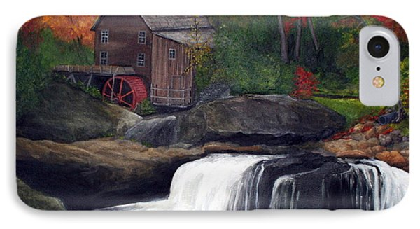 Babcock Mill Phone Case by Timothy Smith