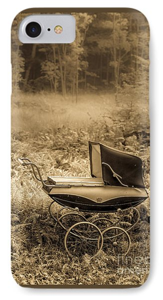 Babe In The Woods IPhone Case by Edward Fielding