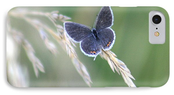 IPhone Case featuring the photograph Baby Blue by David Dunham