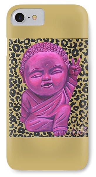 Baby Buddha 2 IPhone Case