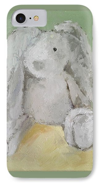 Baby Bunny Phone Case by Barbara Andolsek