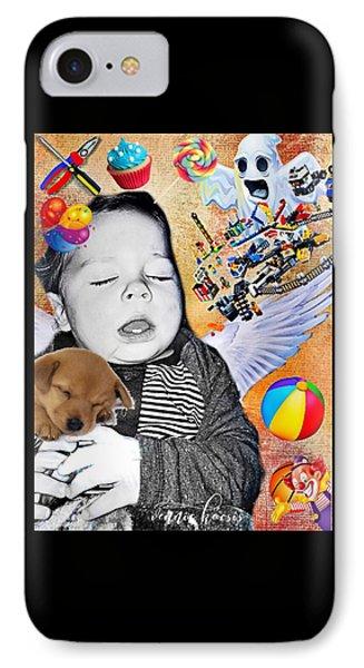 Baby Dreams IPhone Case by Vennie Kocsis