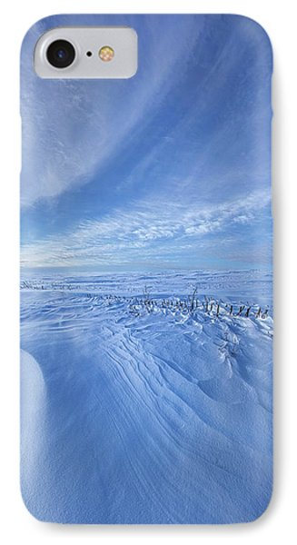 IPhone Case featuring the photograph Baby It's Cold Outside by Phil Koch