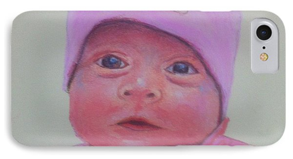 Baby Lennox IPhone Case by Rae  Smith PAC