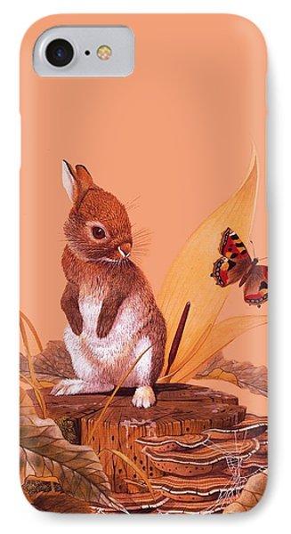 Baby Rabbit IPhone Case