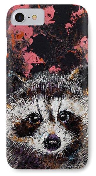 Baby Raccoon IPhone 7 Case