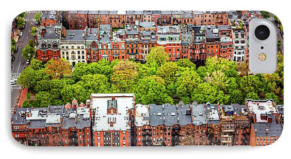 IPhone Case featuring the photograph Back Bay Boston  by Carol Japp