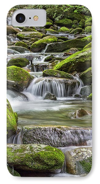 Back Country Stream Phone Case by Jon Glaser